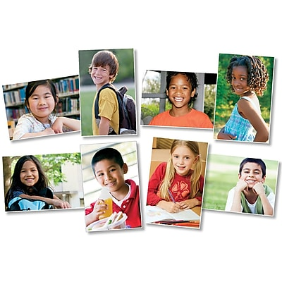 North Star Teacher Resources All Kinds of Kids Bulletin Board Set, Elementary