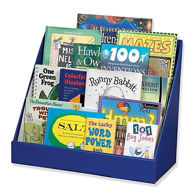 Pacon - Classroom Keepers PAC001329 Book Shelf, Blue