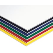 "Pacon® 20"" x 30"" Polystyrene Extruded Foam Board, Assorted"