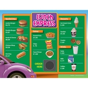 Remedia Drive-Thru Menu Math: Beginning Money Skills Menu, Grade 3