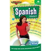 Rock 'N Learn® Spanish Volume 2 Audio CD and Book 2, Set (RL-934)
