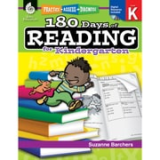 Shell Education Practice, Assess, Diagnose 180 Days Of Reading Book