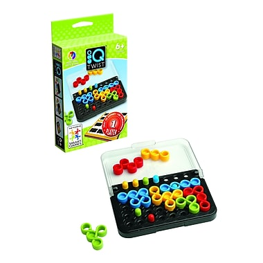 Smart Toys And Games – Jeu « IQ Twist», maternelle à 3e secondaire (SG-488)