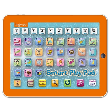 Smart Play® Ingenio® Smart Play Pad, Grades Toddler - 1 (SMP59211)