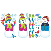 Trend Enterprises® Bulletin Board Set, Playful Snow Pals