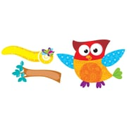 Trend Enterprises® Mini Bulletin Board Set, Owl Stars!®