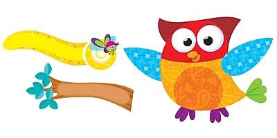 Trend Enterprises® Mini Bulletin Board Set, Owl Stars®