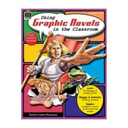 Teacher Created Resources Using Graphic Novels in the Classroom Book, Grade 4 - 8