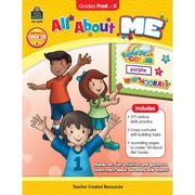 Teacher Created Resources All About Me Resource Book, Grades PreK - K