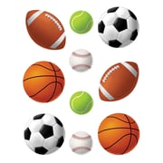 "Teacher Created Resources 6"" Accents, Sports Balls"