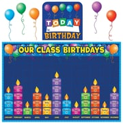 Teacher Created Resources Bulletin Board Display Set, Birthday Graph
