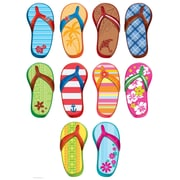"Teacher Created Resources 6"" Accents, Flip Flops"