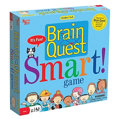 University Games Brain Quest Smart! Game