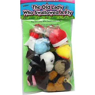 Melody House Old Lady Who Swallowed A Fly Puppet