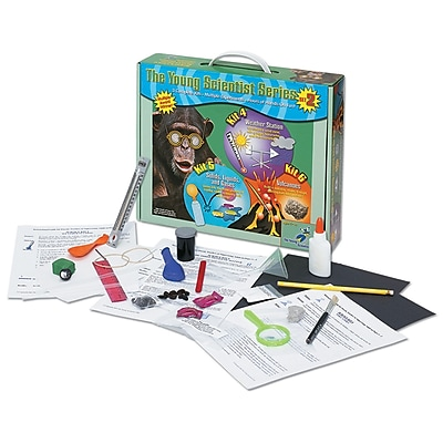 The Young Scientist Club™ The Young Scientist Series Set 2 Activity Kit