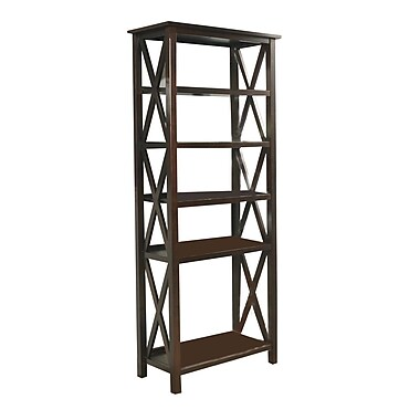 Simpli Home Adrien 5-Shelf 72