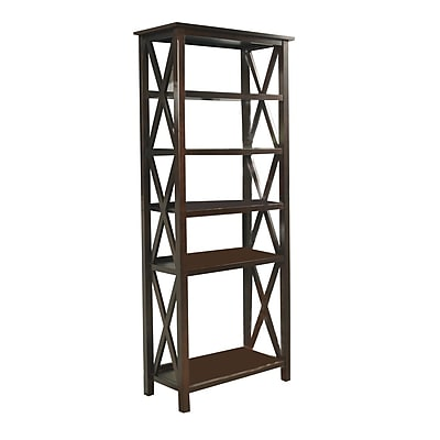 Simpli Home Adrien 5-Shelf 72