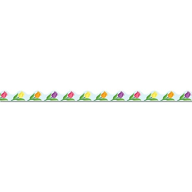 Spring Border Trim, 37' Total, 4/Pack