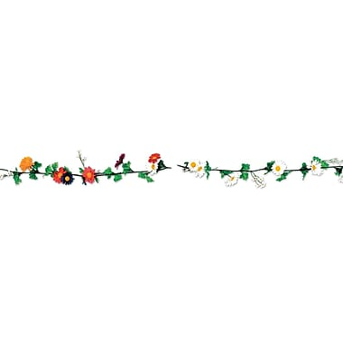 Beistle 6' Daisy Garland, 12/Pack