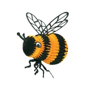 "Beistle 8"" Tissue Bee, 4/Pack (55714)"
