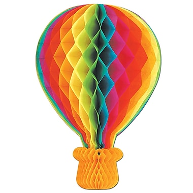 Tissue Hot Air Balloon, 22
