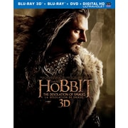 The Hobbit: The Desolation of Smaug (3D Blu-ray/Blu-ray/DVD)