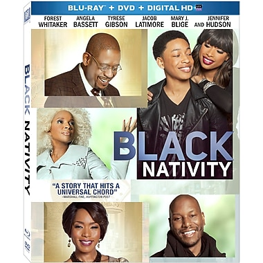 Black Nativity (Blu-ray/DVD)