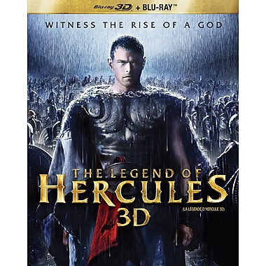 The Legend of Hercules (Blu-ray)