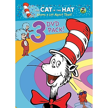 Cat in the Hat Know a Lot About That! Fat Pack (DVD)