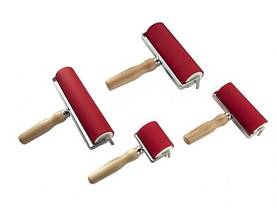 Alvin and Co. Professional Rubber Brayer