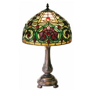 Warehouse of Tiffany Decorative 21'' Table Lamp