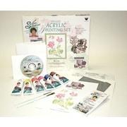 Weber Art SCHEEWE DELUXE ACRYLIC SET w/ DVD