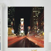 Brewster Home Fashions WallPops Art Kits Times Square Photographic Panels Wall Mural