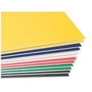 ELMER'S PRODUCTS, INC. Colored Foam Board (Set of 10); White by