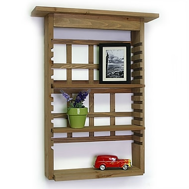 Algreen Garden View Accent Shelf