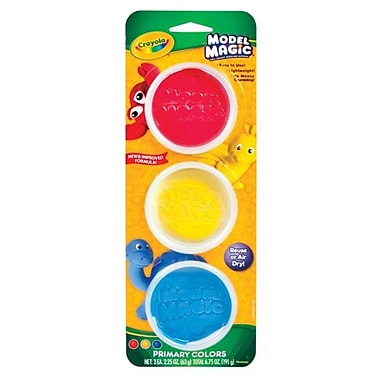 Crayola Model Magic Reusable Tubs