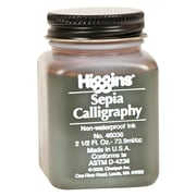 Higgins Non-Waterproof Sepia Calligraphy Ink