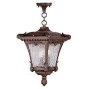 Livex Lighting Millstone Foyer Pendant; Imperial Bronze