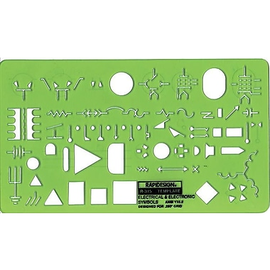 RAPID Electrical and Electronic Template