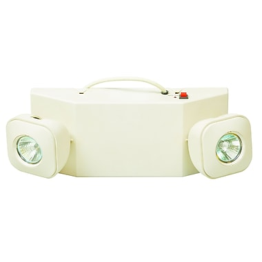 Morris Products MR-16 Emergency Lighting Unit in White
