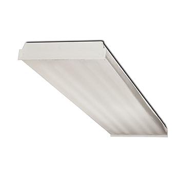 Howard Lighting 4-Light Fluorescent Wrap Light Fixture