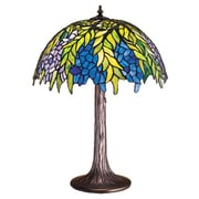 Meyda Tiffany Honey Locust 23'' Table Lamp