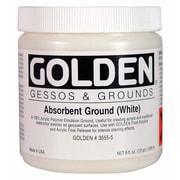 Golden Artist Colors 8 Oz Absorbent Ground