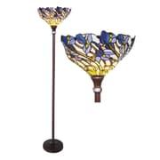 Chloe Lighting Iris 70.7'' Torchiere Floor Lamp