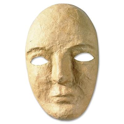 Chenille Kraft Paper Mache Masks WYF078276529542