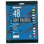 Alphacolor Soft Pastels Basic Color (Set of 48)