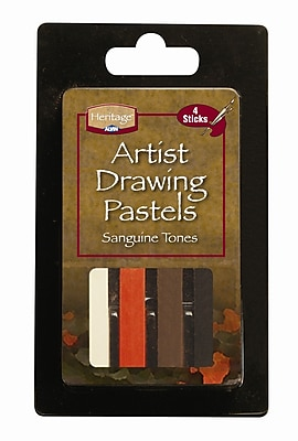 Alvin and Co. Drawing Pastels (Set of 4)