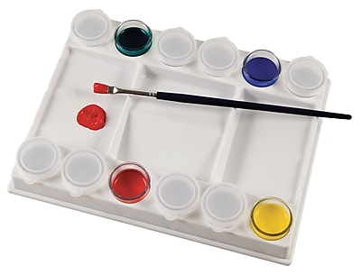 Alvin and Co. Removable Cup Palette