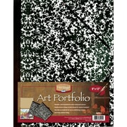 Alvin and Co. Art Portfolio; 12'' H x 18'' W