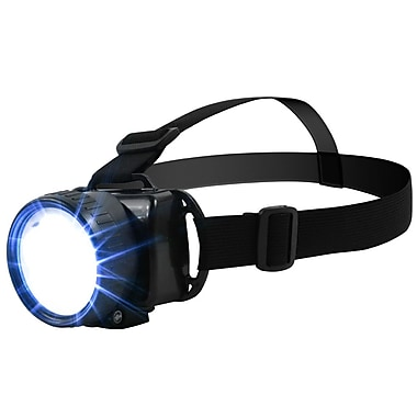Stalwart™ 5 LED Super Bright Headlamp With Adjustable Strap